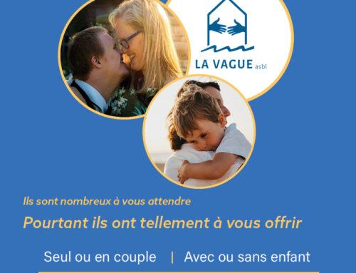 Nouvelle campagne de recherche de familles d'accueil